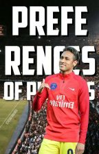 Preferences Of Players [ Football ] by _taka_sobie_ja_