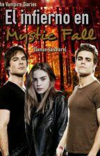 El infierno en Mystic Falls |Damon Salvatore| by DrizleJb