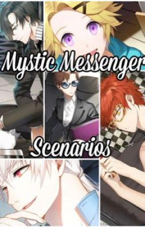Mystic Messenger Scenarios by SpaceStationChoi