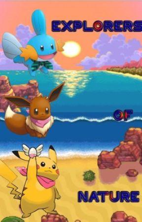 Pokémon Mystery Dungeon: Explorers of Nature by EliteKing717