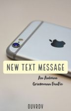 New Text Message - Antoine Griezmann by Ouvrdv