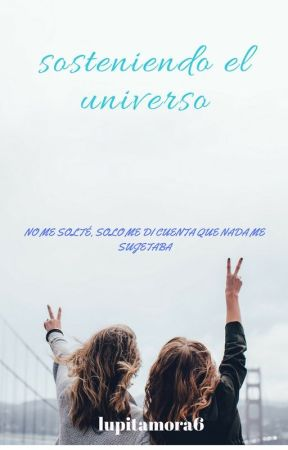 SOSTENIENDO EL UNIVERSO by LupitaMora6