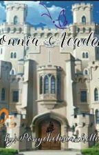 Lonnia Academy by Ponychelescazhelle