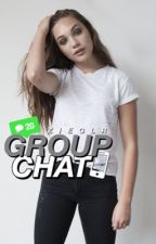 Group Chat | DM [ restarted ] by zieglr