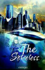 The Sorceress by eseneyes
