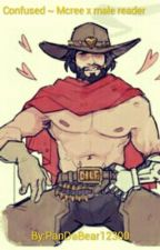 Confused ~ Mcree x male reader by PanDaBear12300