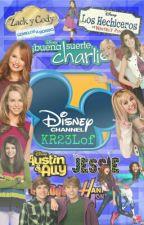 Curiosidades de Disney Channel by KR23Lof