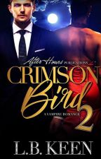 Crimson Bird 2 (bwwm) **SNEAK PEEK*** by LBKeen