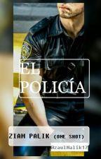 EL POLICÍA (ONE SHOT ZIAM- HOTSMUT) by zaulMalik17