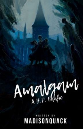 amalgam | h.p. by QueenDerptato