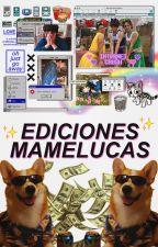 Ediciones mamelucas + edits. by taetaekae