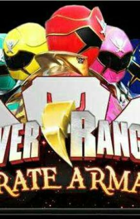 Power Rangers Pirate Armada  by Fortuner48project