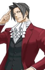 Ace Attorney: Miles Edgeworth x Reader~ Its Good to See You Again  by TheGreenFirePhoenix