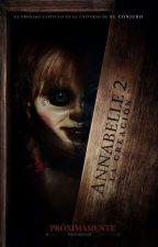 Annabelle 2 : La creación  by Serafin16