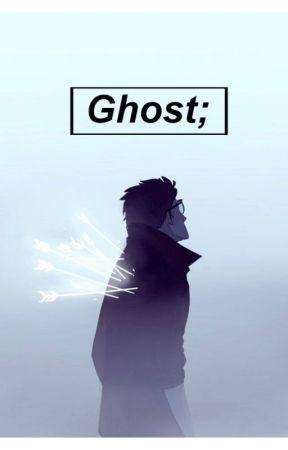Ghost;Dekim. by Romeo_and_Echo