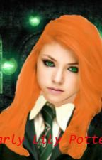 Carly Lily Potter by ProfessorHolmes