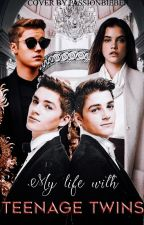 My life with teenage twins ➵ j.b [#3] by passionbieber