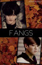 Fangs ⚣ {jjk.kth} {Vkook/Taekook} by JungkookIsTheNewGold