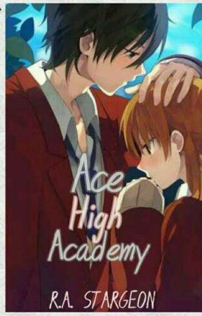 Ace Academy High by MaxIryan