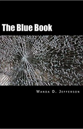 THE BLUE BOOK-PAPERBACK EDITION by wandasncredible