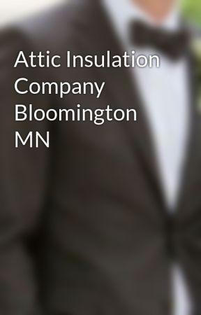 Attic Insulation Company Bloomington MN by InsulationMN