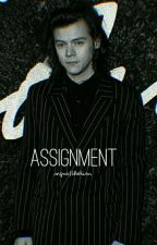 Assignment ( Harry Styles ) by mindofkimia