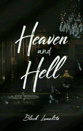 Heaven and Hell [ NamJin ] by BlackLunalite