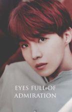 eyes full of admiration by hopeiiii