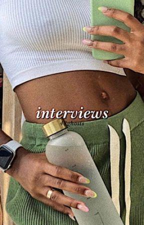Interviews // harry  by sevenbastards