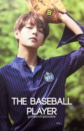 The Baseball Player | Taehyung x You by goldenchipkookie