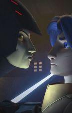 Star wars rebels (Ezra X Seventh Sister) before by Upbeatblacops