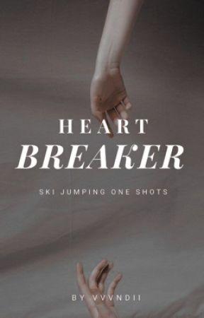 Heartbreaker ~ ski jumping one shots by vvvndii
