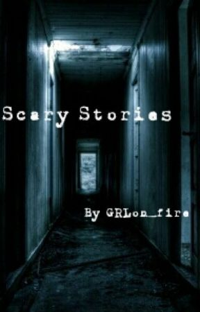 Scary Stories by dragxnbxrn