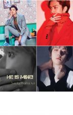 *He Is Mine!!* (Chanbaek/Sebaek, mpreg) by SyedaMalihaTuli