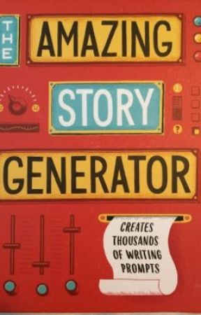 The Amazing STORY generator  by Puppy911