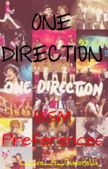 One Direction BSM Preferences