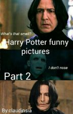 harry potter funny pictures part 2 by claudinsia
