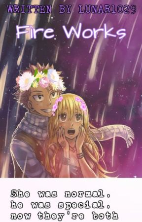 Fairy Tail: Fire Works (nalu) by lunar1029