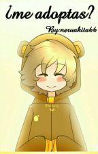 ¿ME ADOPTAS? GOLDDY #goldenxfreddy   by neruakita66