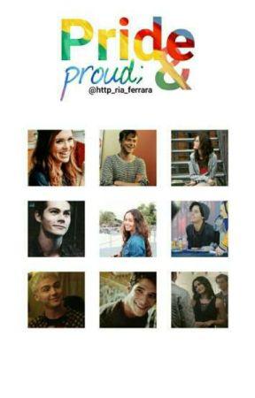 Pride&Proud. by http_ria_ferrara