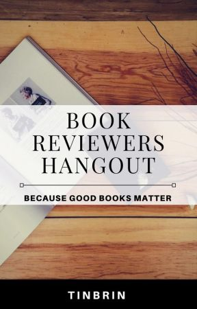 BOOK REVIEWERS HANGOUT by TinBrin