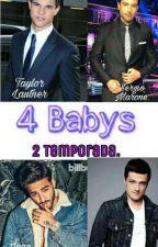 4 Babys. 2 temporada by Maluma_Historias