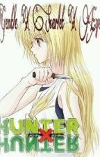 Gentle Scarlet Eyes [Hunter X Hunter fanfic] by AnEternityAway