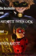 Die Geschichte von Marinette Dupain-Cheng und Adrien Agreste by RyanDebby