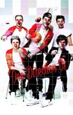 One Direction Os by DeadExoly