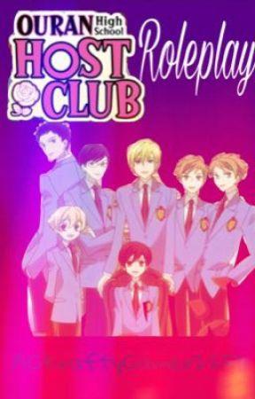 Ouran Highschool Host Club Roleplay by AGKraftyGamer2257