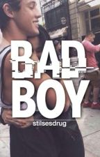 BAD BOY || CAMERON DALLAS by stilesdrug