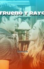 Trueno y rayo (lucaya) by Lndscr