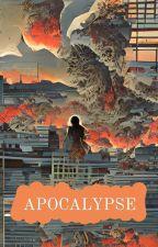 X-Men: Apocalypse (A Charles Xavier Love Story) by MrStarkIDntFeelSoGud