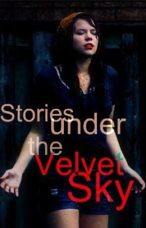 Stories under the Velvet Sky by CaitlinAnnPatton